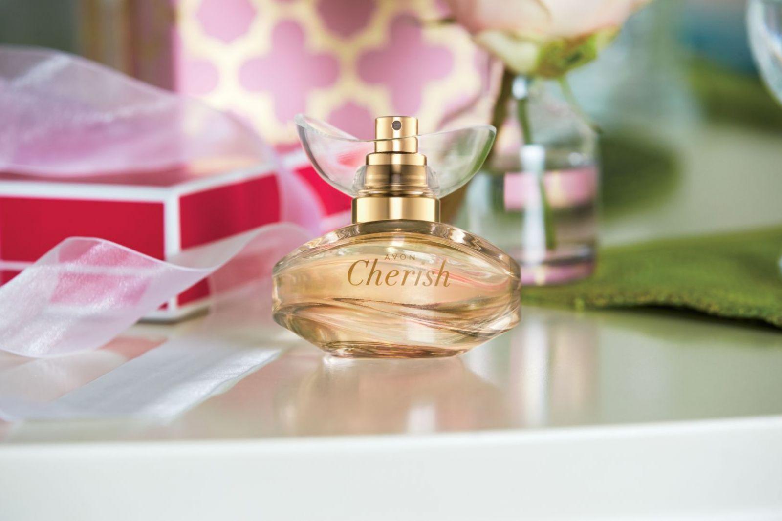 аромат Avon Cherish