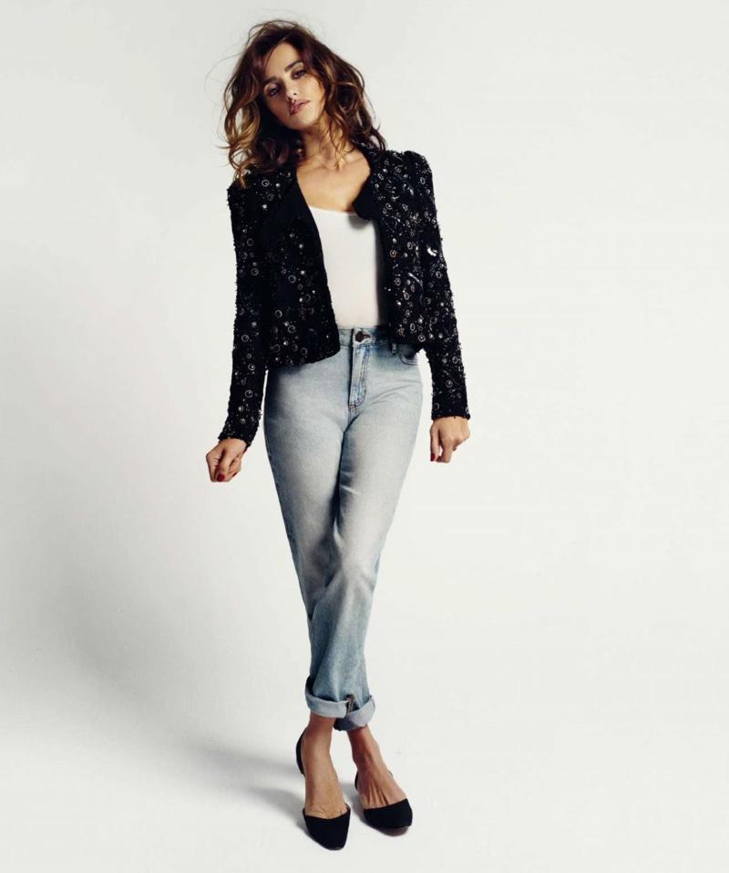Penelope Cruz Harpers Bazaar Spain February Cover Style York