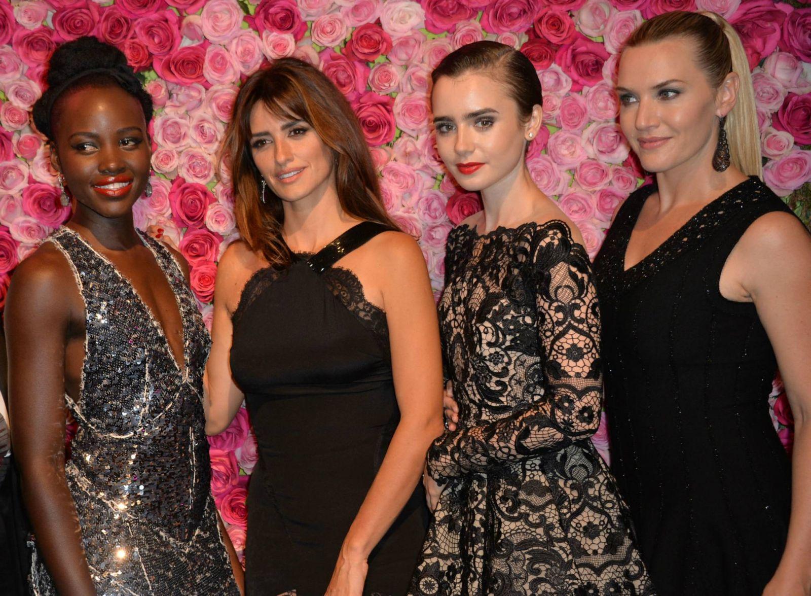Музы Lancome: Пенелопа Крус, Кейт Уинслет, Джулия Робертс и другие красавицы на вечеринке