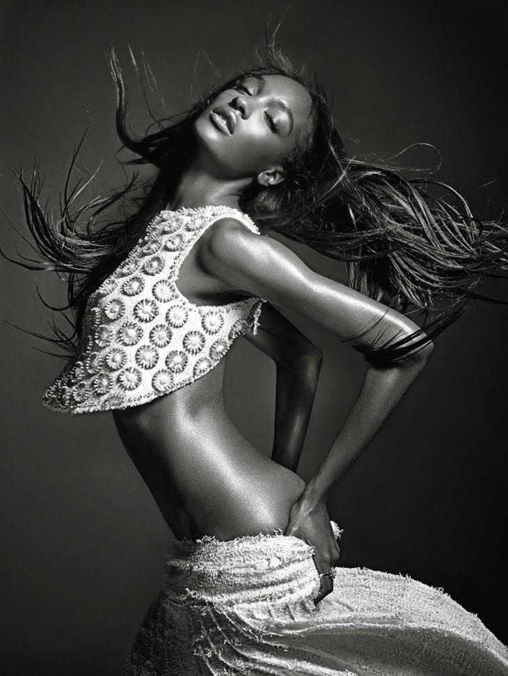 Темнокожая красавица Джордан Данн также занимает пятую строчку рейтинга