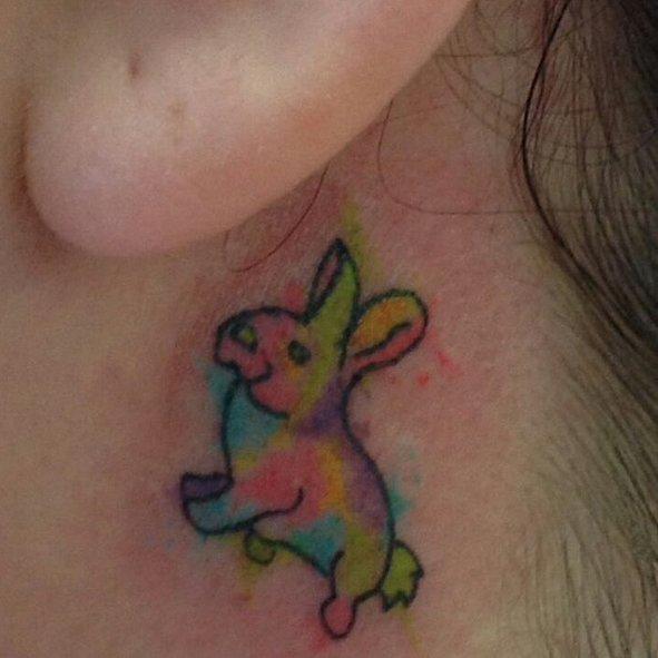 Самые нежные и красивые татуировки для девушек: более 150 фото 66