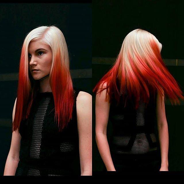 14 февраля: 14 романтичных окрашиваний волос ко Дню святого Валентина