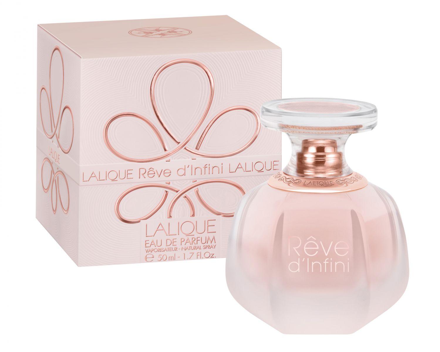 Мечта, произнесённая шёпотом: новый аромат Lalique Reve DInfini