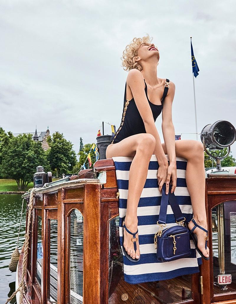 Роми Стрейд снялась в ретро-фотосессии для японского Vogue (ФОТО)
