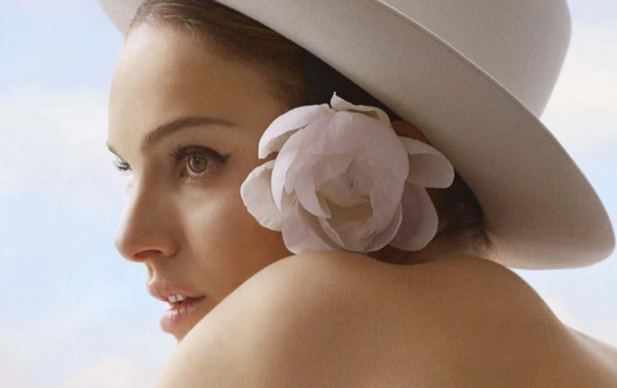 Женственная Натали Портман продемонстрировала идеальную кожу