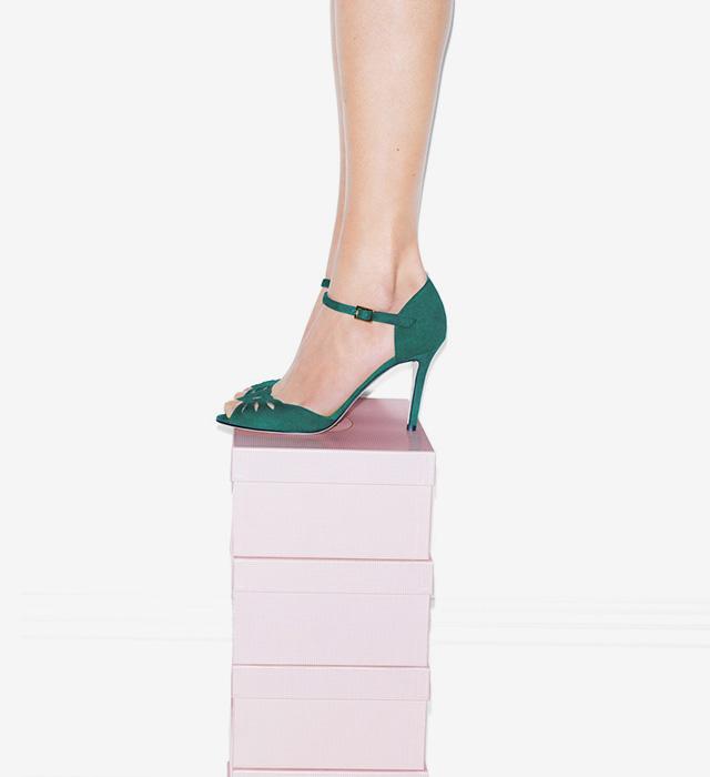 Сара Джессика Паркер выпускает вторую линию обуви.