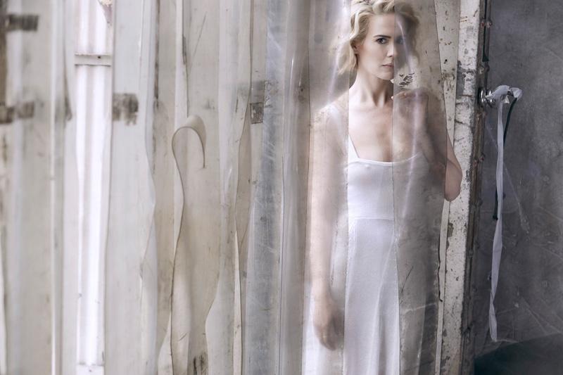 """Звезда сериала """"Американская история ужасов"""" Сара Полсон в очень красивой фотосессии для NO TOFU"""
