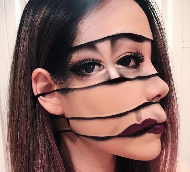 Учительница, ставшая визажистом, покорила интернет макияжем-иллюзиями (ФОТО)