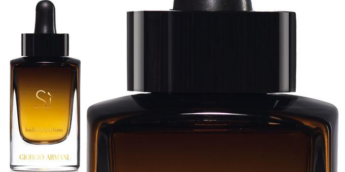 Giorgio Armani Si Huile de Parfum