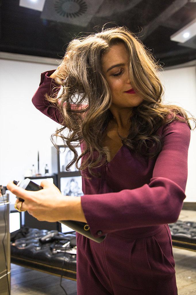 Я - супер-модель: как повторить прическу с Victorias Secret Fashion Show 2015