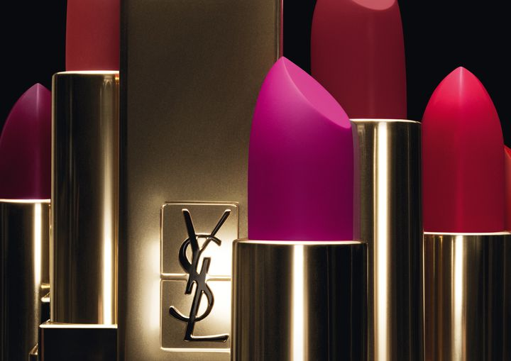 бунтарская матовая помада Rouge Pur Couture The Mats от YSL