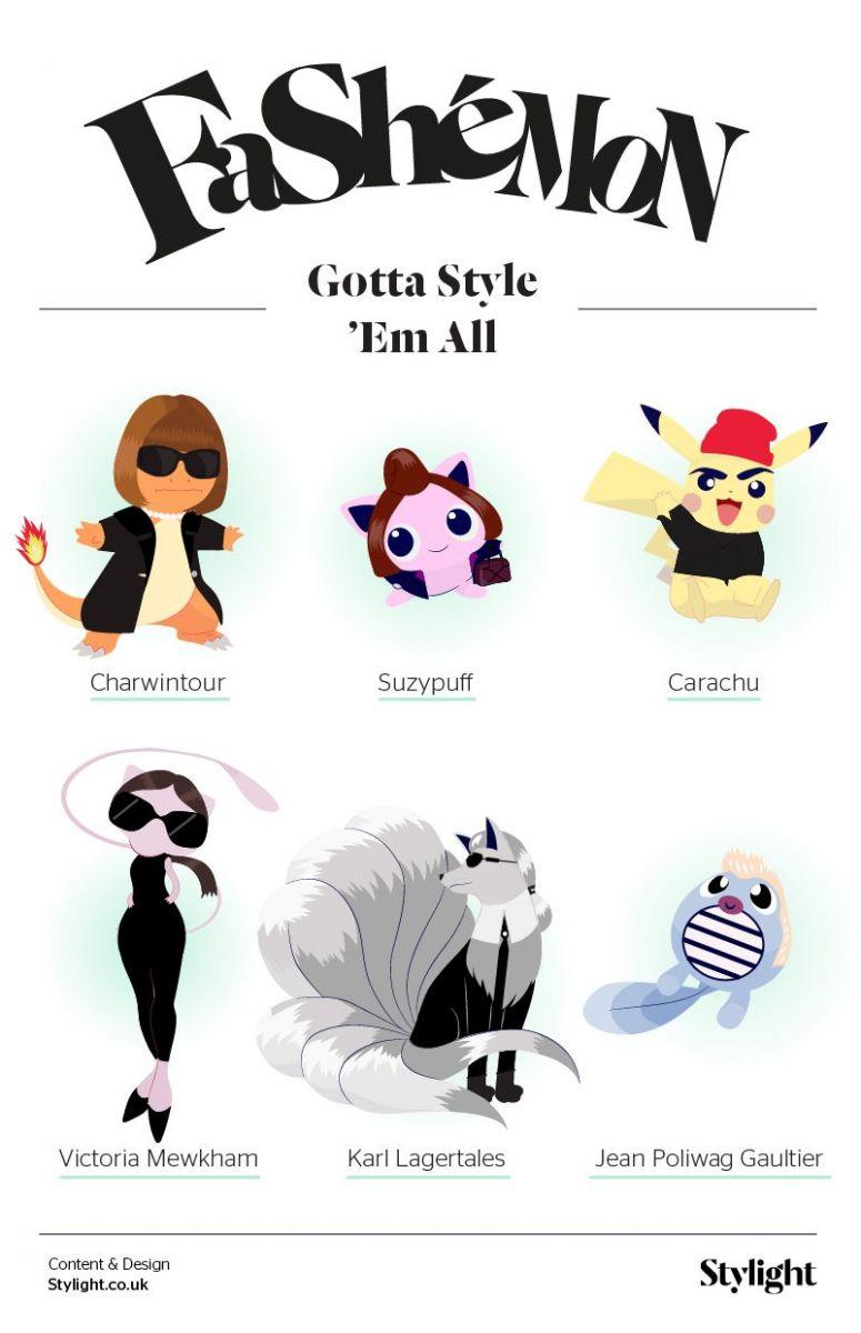 Pokemon Go звезды фото