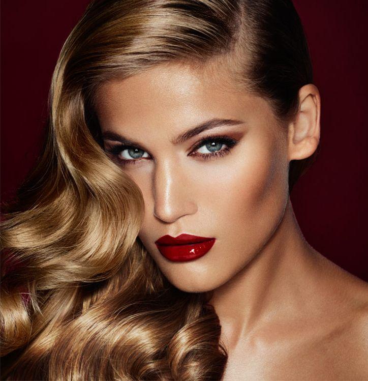 Уроки макияжа: как создать голливудский макияж глаз?