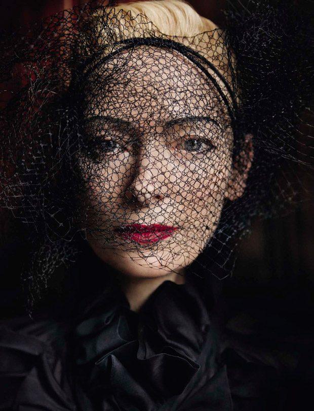 55-летняя Тильда Суинтон поразила новыми образами в новом фотопроекте