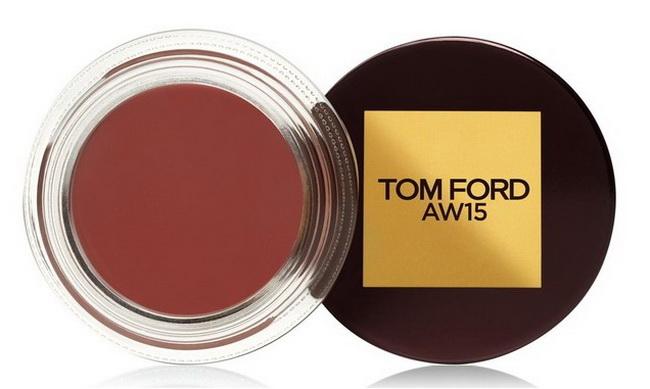 Кремовые румяна+блеск для губ Tom Ford Cream Eye Color Runway Color