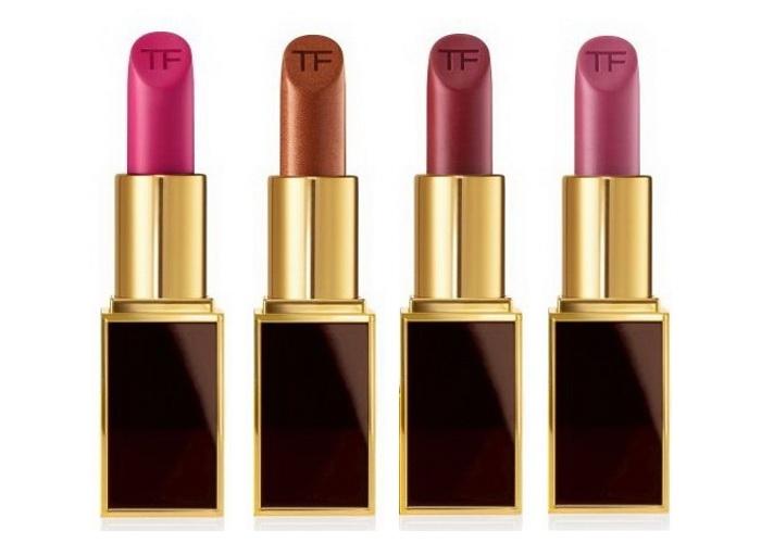 Губная помада Tom Ford Lip Color в 11 оттенках: