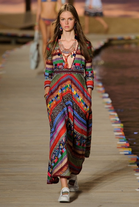 Tommy Hilfiger Spring 2016 Ready-to-Wear