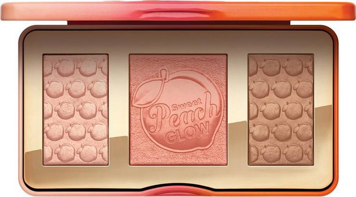 Персиковый десерт: коллекция макияжа Sweet Peach весна 2017 от Too Faced