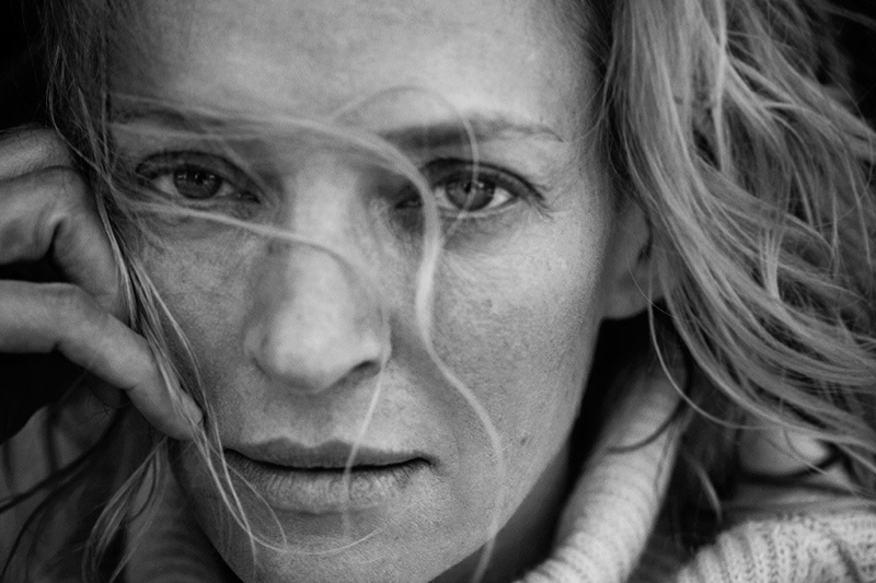 Ума Турман, Николь Кидман и другие звезды без макияжа в календаре Pirelli 2017 (ФОТО)