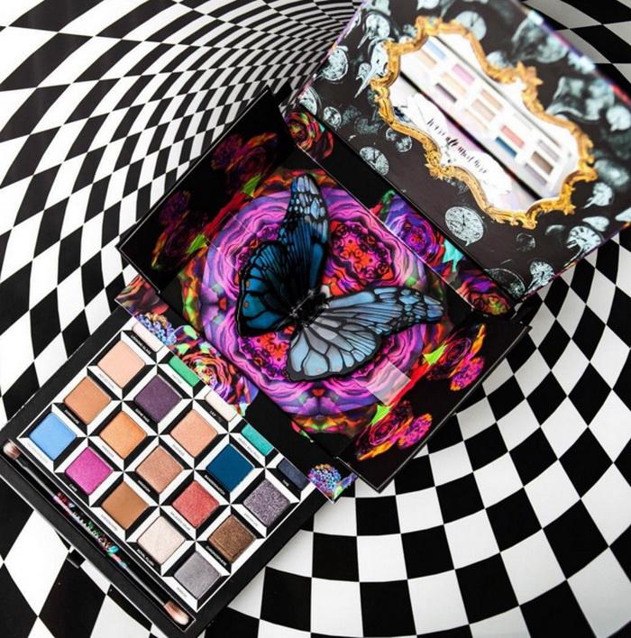 Страна чудес: новая лимитированная коллекция Alice Through the Looking Glass от Urban Decay