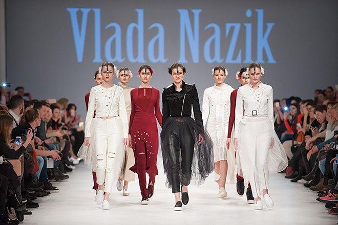Vlada Nazik осень-зима 2016 коллекция фото
