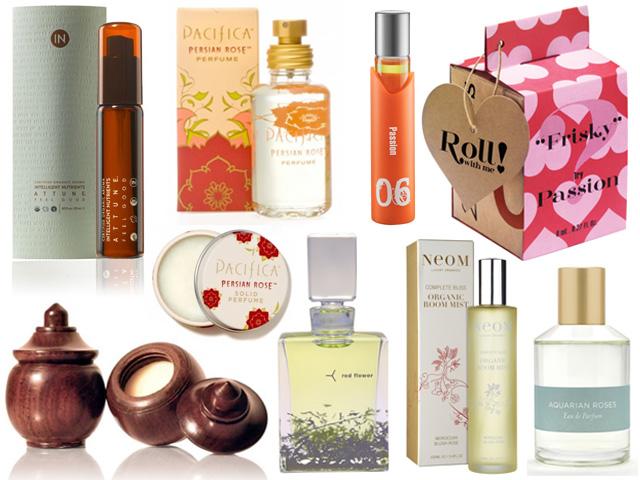 Из чего делаются органические ароматы?
