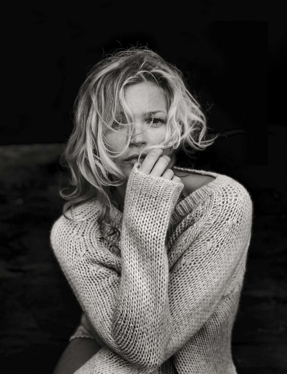 Кейт Мосс снялась без макияжа для Vogue (ФОТО)