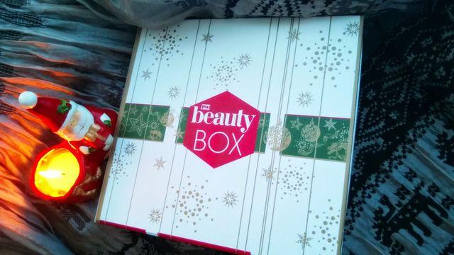 """Праздничный обзор: новогодняя коробочка """"Viva!beauty BOX"""""""
