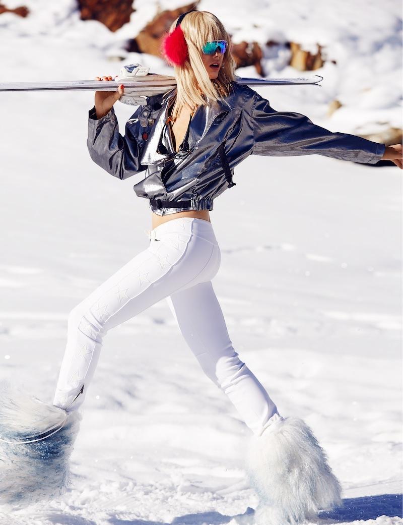 Горные истории: как одеваться на горнолыжном курорте, чтобы выглядеть стильно