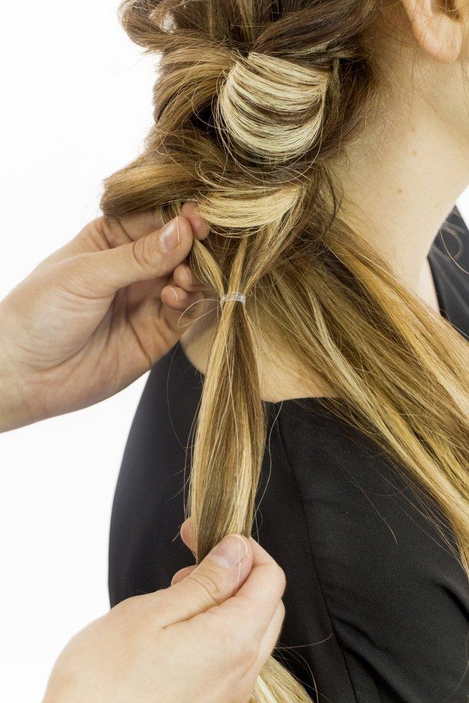 Мастер-класс: как заплести эффектную косу в стиле бохо