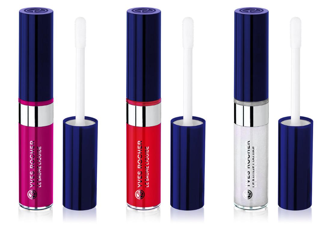 Yves Rocher представил свои новинки для безупречного макияжа губ (ФОТО)