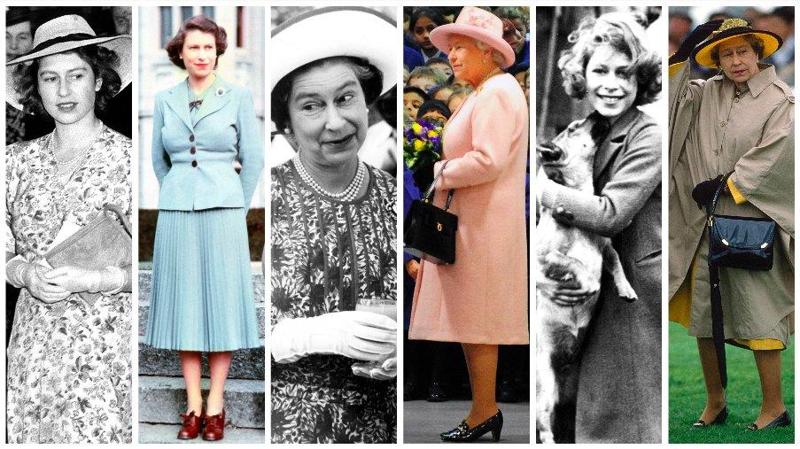 Боже, храни королеву: самые стильные образы юбилярши Елизаветы II в честь 90-летия
