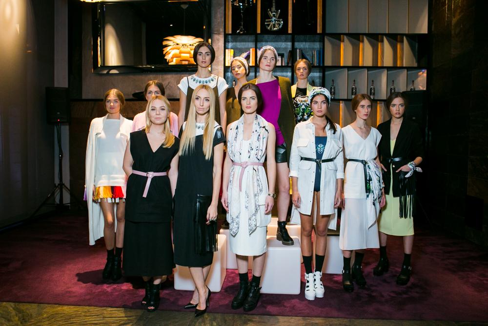 Открытие Mercedes-Benz Fashion Days Kiev весна-лето 2015