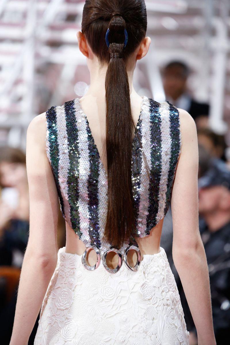 Макияж с показа Dior haute couture весна-лето 2015