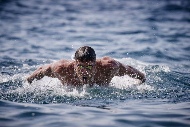 Новое имя: итальянский пловец Лука Дотто стал лицом Biotherm Homme