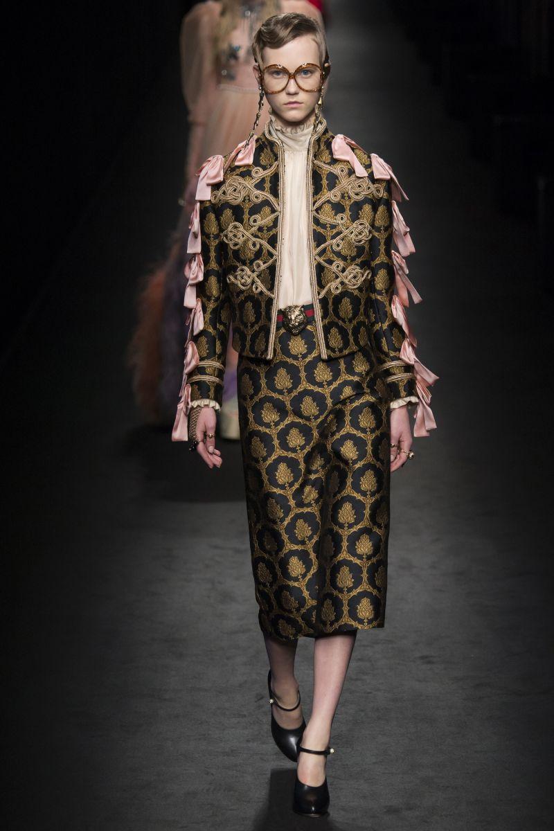 Диско в венецианском дворце: показ коллекции Gucci осень-зима 2016