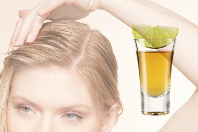 Счастливы вместе: лечим волосы пряной текилой