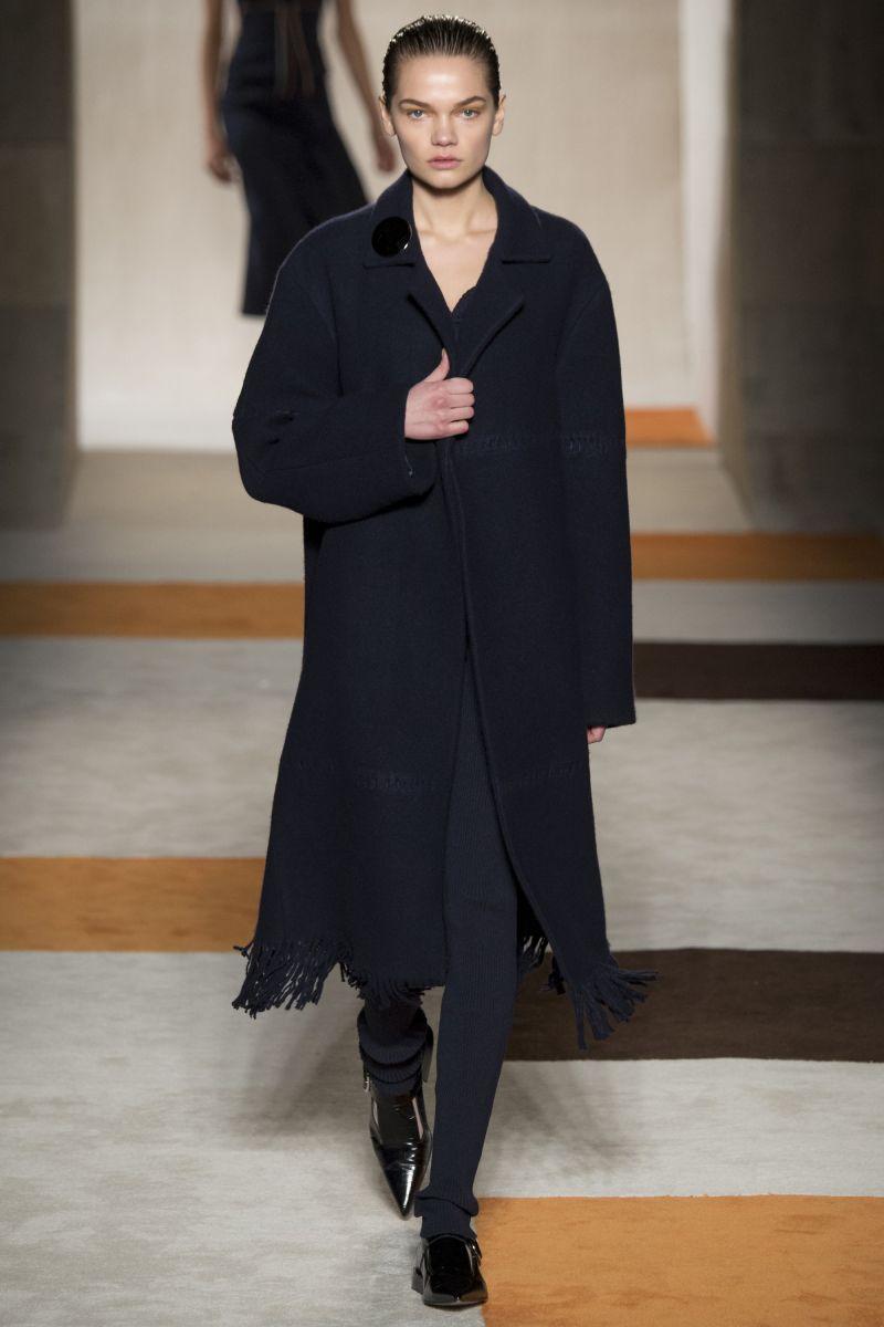Вива Виктория: показ коллекции Victoria Beckham сезона осень-зима 2016 в Нью-Йорке