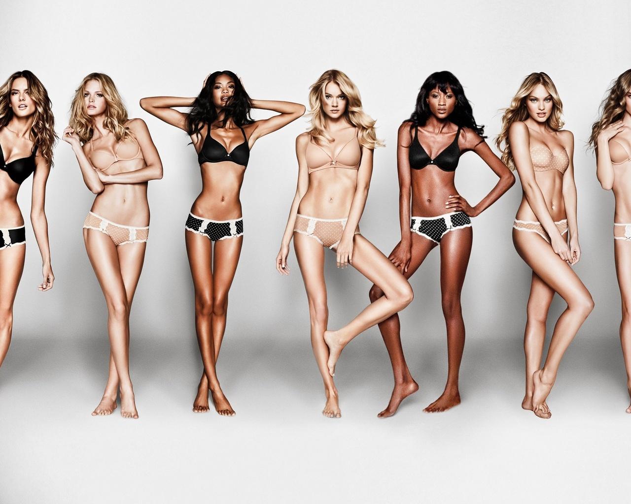 Иди и поешь: во Франции слишком худые модели теперь вне закона