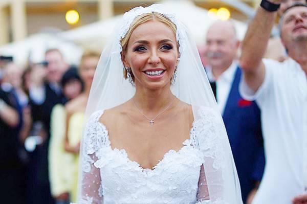 татьяна навка свадьба фото