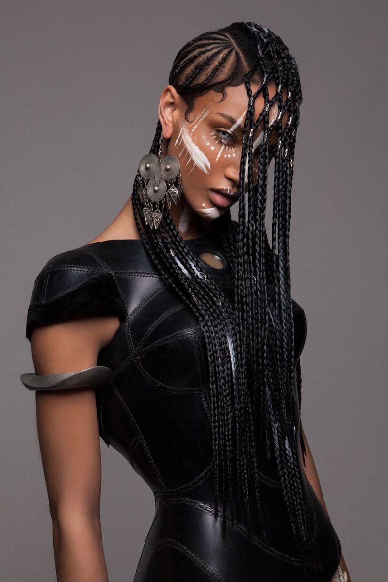 Невероятные прически британского парикмахера покорили сеть (ФОТО)
