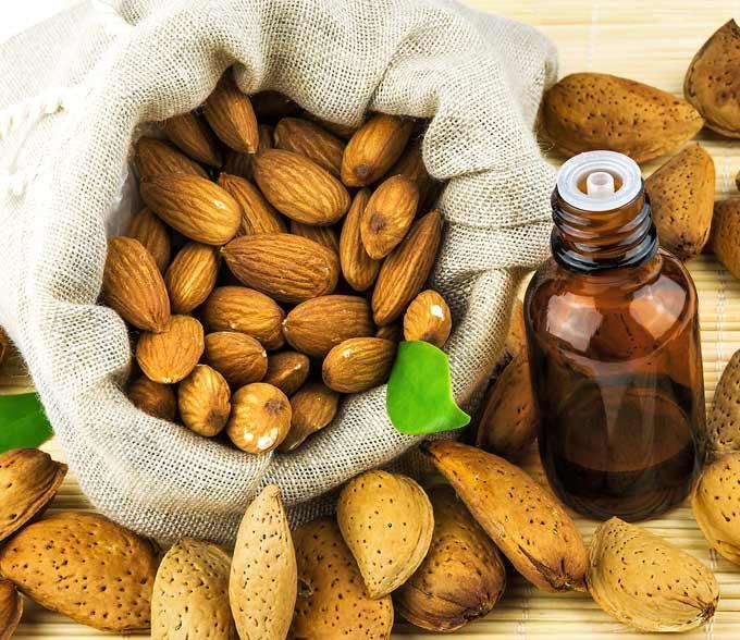 Миндальное масло польза для кожи