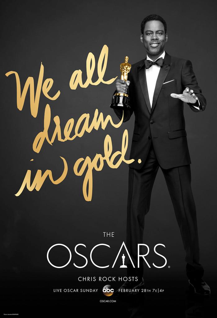 """Первая ласточка: официальные промо-постеры церемонии """"Оскар"""" 2016!"""