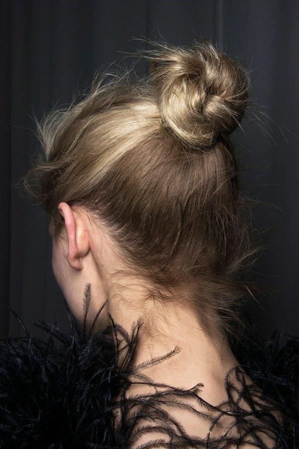 Totally new: интересные идеи для прически на тонкие волосы