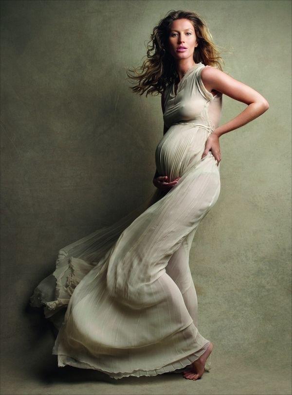 Жизель Бундхен беременна фото