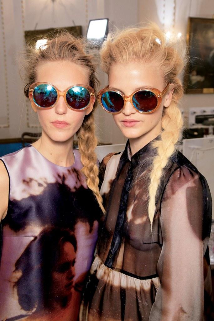 Модные косы на лето 2016