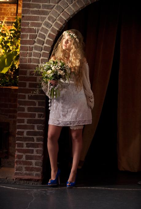 Самые стильные свадебные платья из фильмов и сериалов