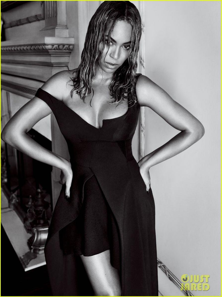 Просто дива: Бейонсе, словно королева, украсила сентябрьский Vogue