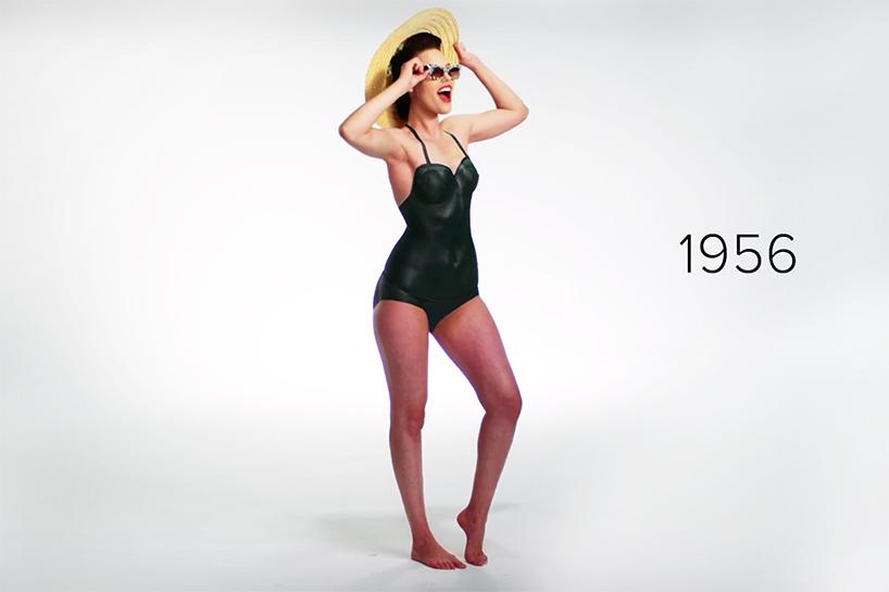 Как менялась мода на купальники