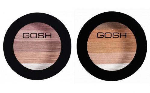Бронзирующая мерцающая пудра Bronzing Shimmer Powder от GOSH, 493 грн.